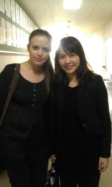 Isabelle & Hui-Ju