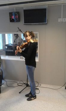 Isabelle radio